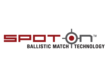 Spot On Ballistic Match Technology