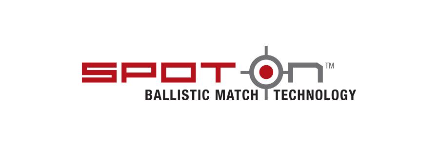 Spot On Ballistic Match Technology