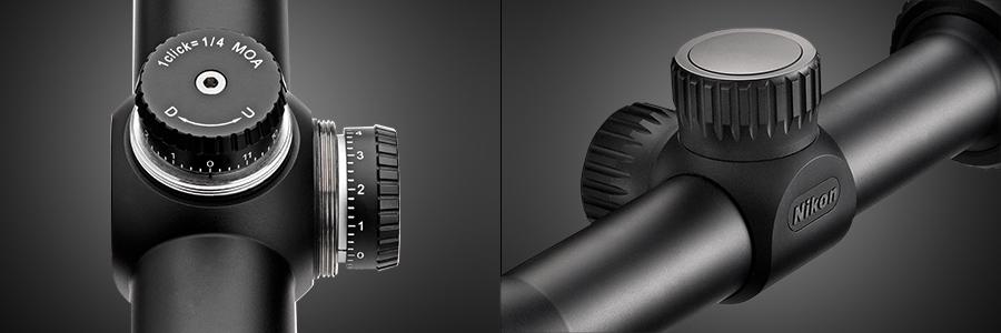 Spring-Loaded Instant Zero-Reset Turrets and Aluminum Turret Caps