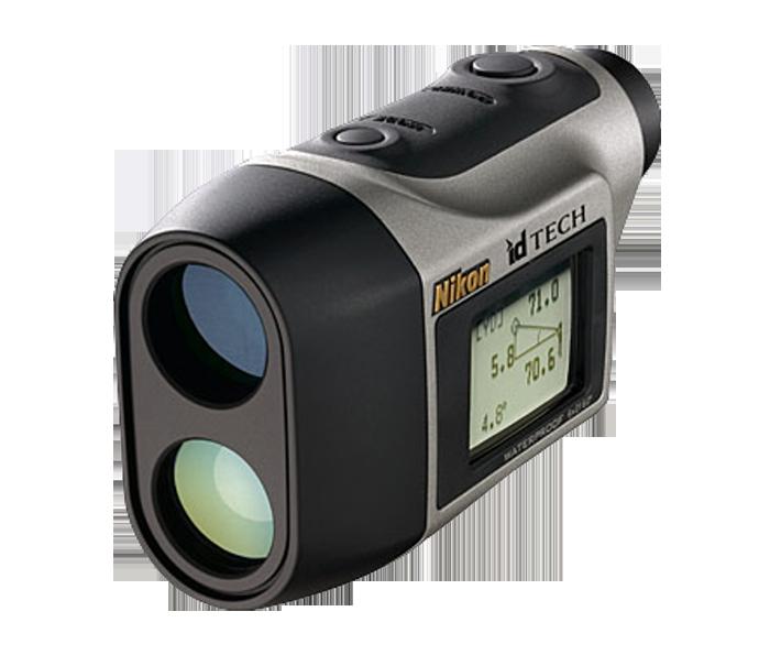 Callaway ID Tech from Nikon