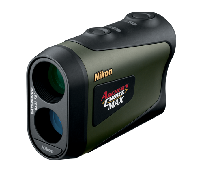 Photo of Nikon Archer's Choice MAX Laser Rangefinder