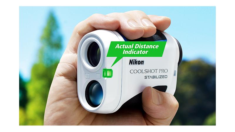 COOLSHOT PRO Distance Indicator