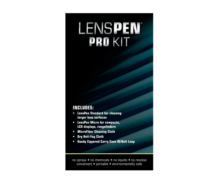 Photo of  Lenspen Pro Kit