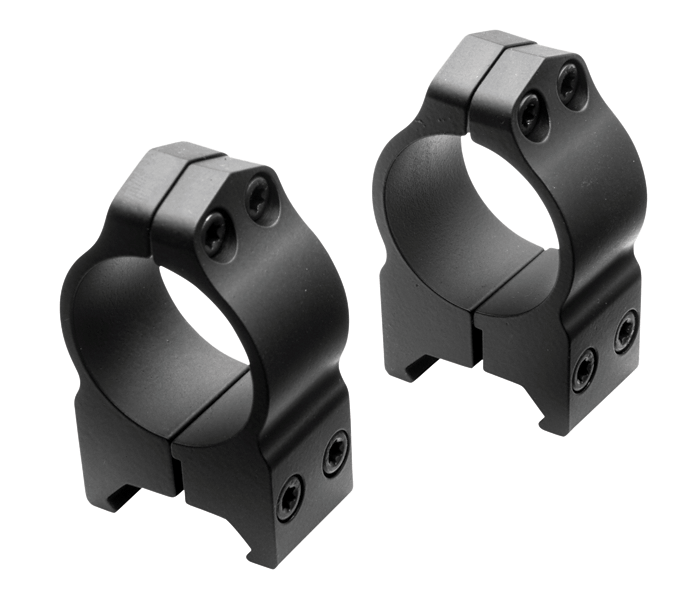 Photo of  S-Series Medium Rings Black Matte (Steel)