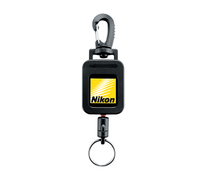 Photo of  Retractable Rangefinder Tether Black