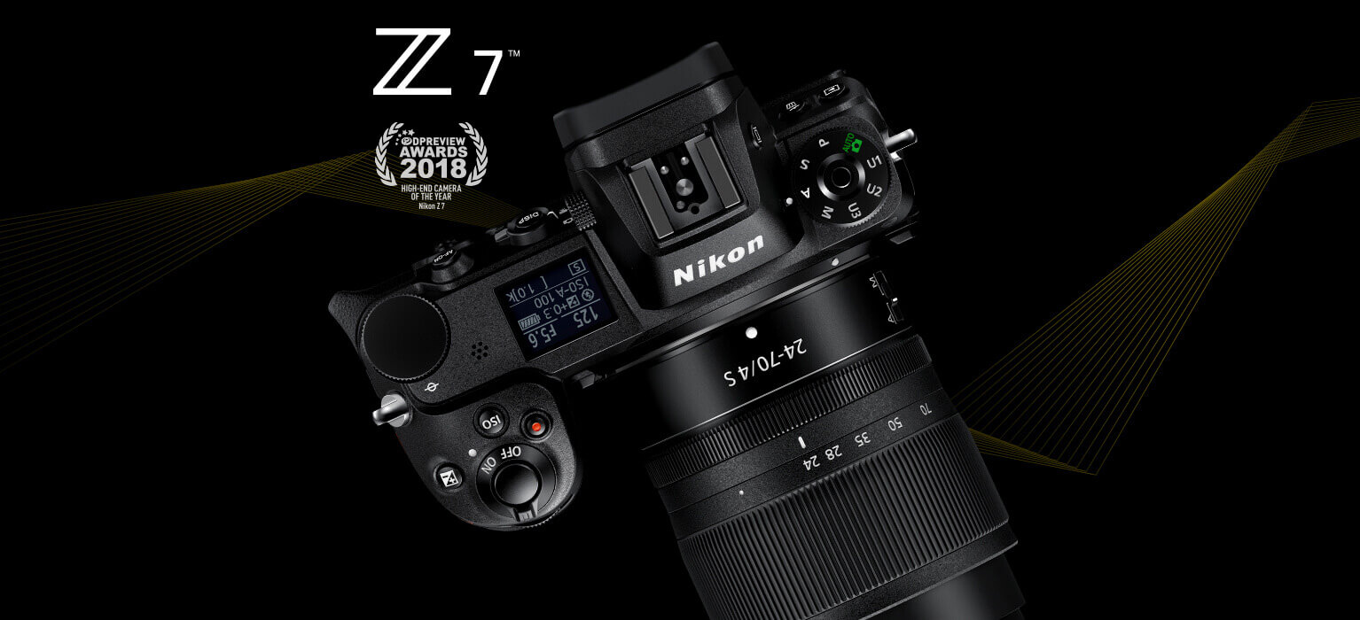 Nikon Z 7 | Interchangeable Lens Mirrorless Camera