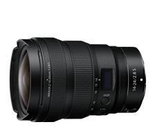 A picture of NIKKOR Z 14-24mm f/2.8 S