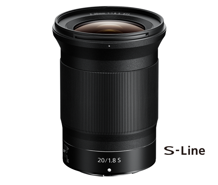Photo of NIKKOR Z 20mm f/1.8 S