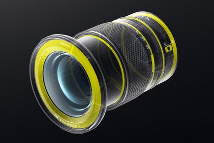 illustration showing the sealing on the NIKKOR Z 14-30mm f/4 S lens