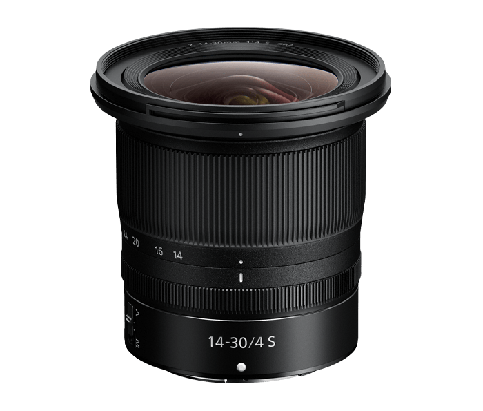 Photo of NIKKOR Z 14-30mm f/4 S