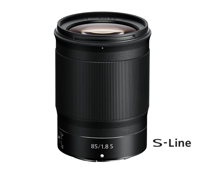 Photo of NIKKOR Z 85mm f/1.8 S