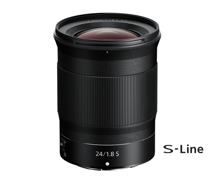 Photo of NIKKOR Z 24mm f/1.8 S