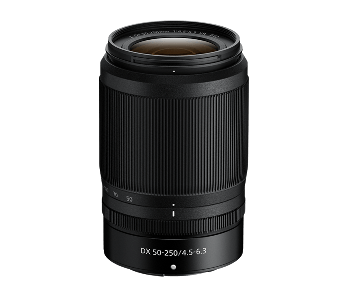 Photo of NIKKOR Z DX 50-250mm f/4.5-6.3 VR