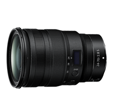 A picture of NIKKOR Z 24-70mm f/2.8 S