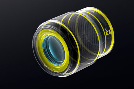 illustration of the weather sealing on the NIKKOR Z 50mm f/1.8 S lens