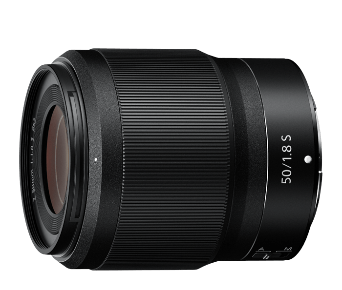 Photo of NIKKOR Z 50mm f/1.8 S