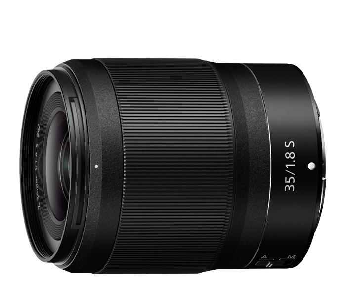 Photo of NIKKOR Z 35mm f/1.8 S