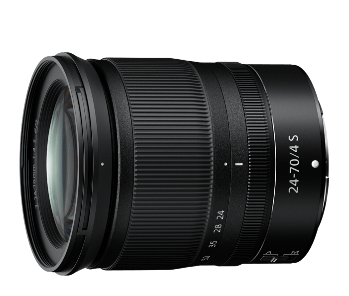Photo of NIKKOR Z 24-70mm f/4 S