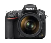 Power to Create Compelling Images: Nikon D810 HD-SLR Delivers Unmatched Image Quality and a True Cinematic Experience