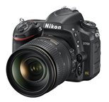 Seriously Capable, Surprisingly Compact: Packing Pro Features and FX-Format Image Quality, The Nikon D750 is the Full Frame D-SLR That's Been Worth Waiting For
