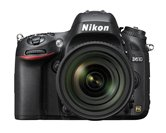 Concentrate on Clarity: Nikon D610 FX-format HD-SLR  Places Emphasis on the Image-making Experience