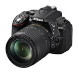 Capture, Create, Connect: Nikon D5300 HD-SLR  Empowers Photographers to Do It All with Confidence;  AF-S NIKKOR 58mm f/1.4G Lens Unleashes Low-light Shooting Potential for FX- and DX-format Shooters