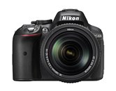 Capture, Create, Connect: The Nikon D5300 D-SLR Lets Photographers Do It All with Confidence