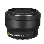 Nikon Announces Fastest 1 NIKKOR Lens Yet: 32mm f/1.2