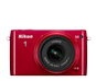 Red option for Nikon 1 S2