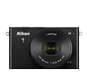 Black option for Nikon 1 J4
