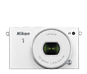 White option for Nikon 1 J4