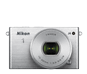 Silver option for Nikon 1 J4