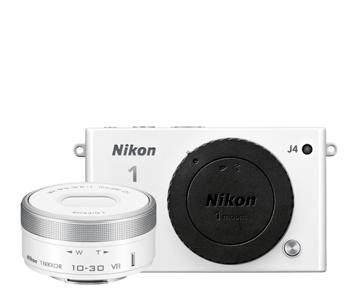 Photo of Nikon 1 J4 One-Lens Kit White