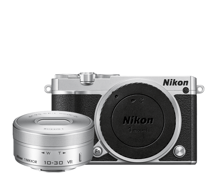 Photo of Nikon 1 J5 One-Lens Kit Silver