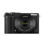 Black option for Nikon 1 J5