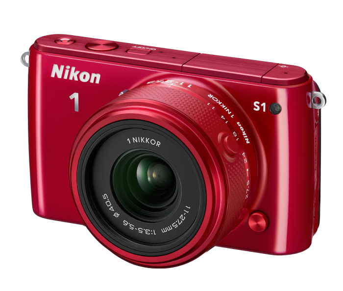 Nikon 1 S1 | Advanced Interchangeable Lens Camera