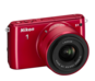 Red option for Nikon 1 S1