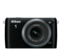 Black option for Nikon 1 S1
