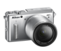 Silver option for Nikon 1 AW1