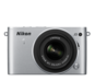 Silver option for Nikon 1 J3