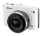 White option for Nikon 1 J3