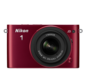 Red option for Nikon 1 J3