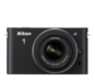 Black option for Nikon 1 J2