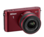 Red option for Nikon 1 J2