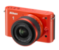 Orange option for Nikon 1 J2