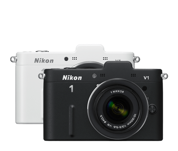 Nikon 1 v1 camera compact camera system