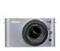 Silver option for Nikon 1 J1