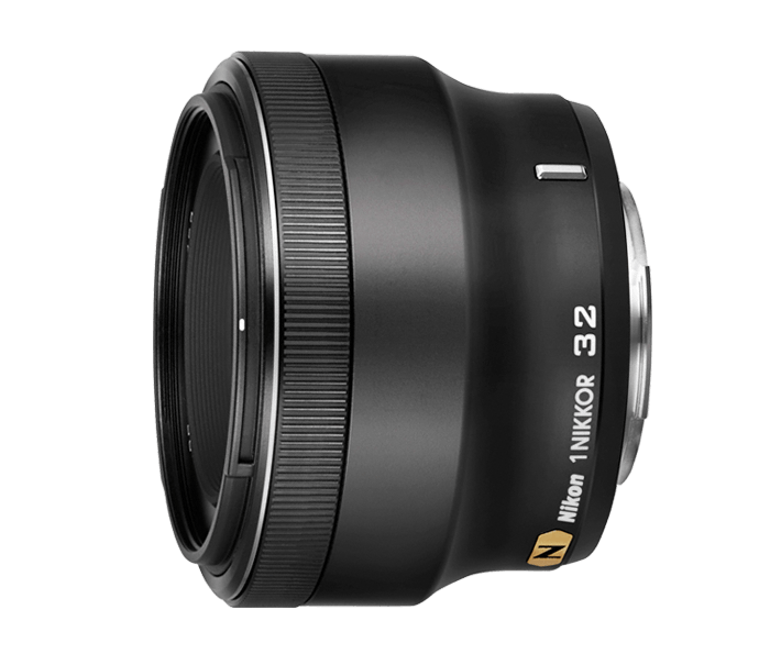 Photo of  1 NIKKOR 32mm f/1.2 Black