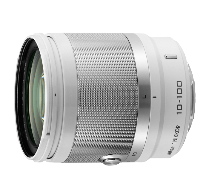 Photo of  1 NIKKOR<br/> VR 10-100mm f/4-5.6 White