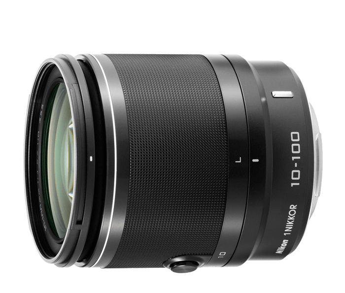 Photo of 1 NIKKOR 10-100mm f/4.0-5.6 VR